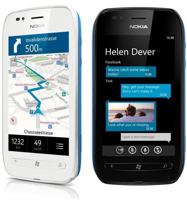 Nokia Lumia 710 смартфон от Nokia