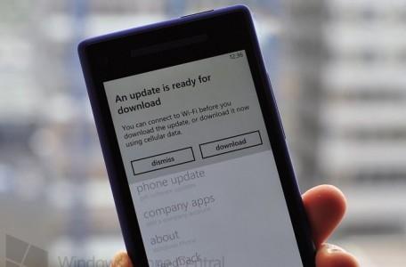 Обновление для Windows Phone 8