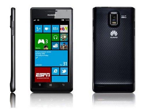 Huawei Ascend W1 в Украине