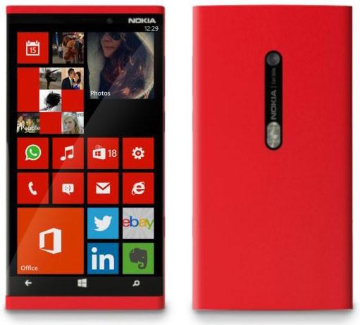 Внейшний вид Nokia Lumia 1080