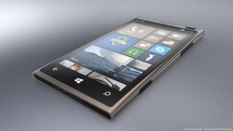 Nokia Catwalk с металлическим корпусом