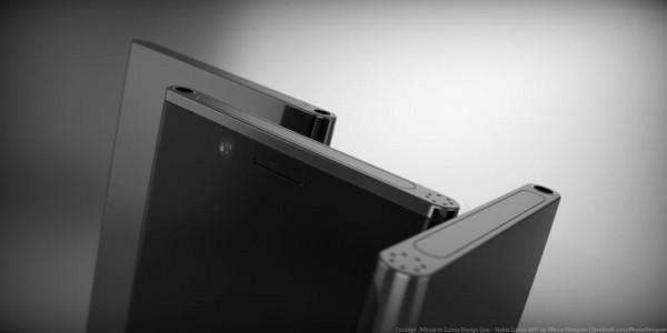 Концепт Nokia Lumia 999