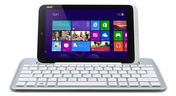 Планшет Acer W3