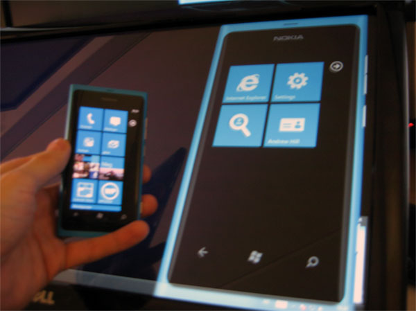 Серия Nokia Lumia