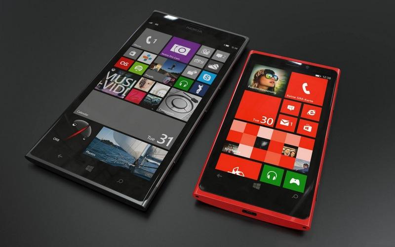 Фаблет-Nokia