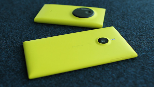 Nokia Lumia 1520 and Nokia Lumia 1320