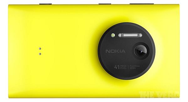 Камера Nokia Lumia 1020