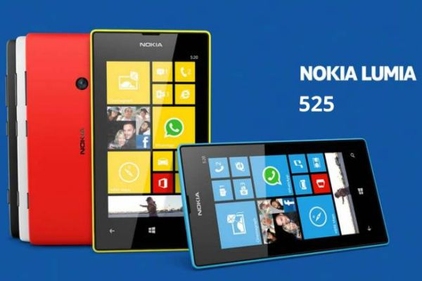 Nokia Lumia 525 Украина