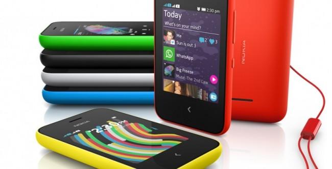 Nokia Android смартфоны