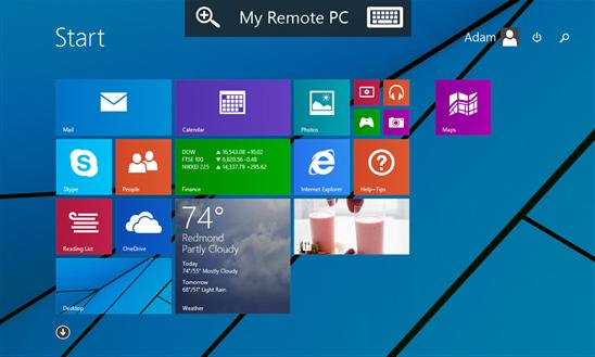 Remote Desktop 2