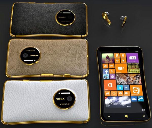 Nokia Lumia concept