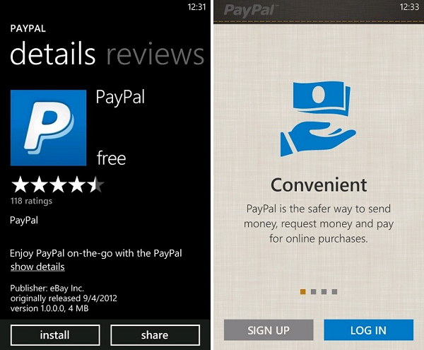 paypal-windows-phone