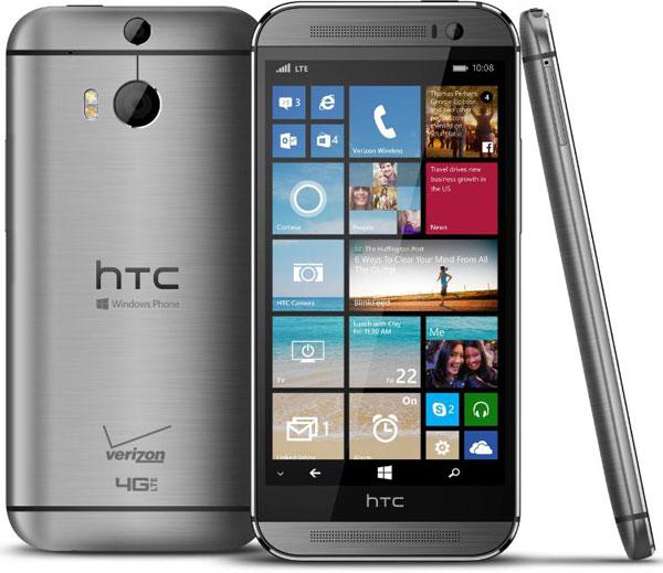 HTC One 8M