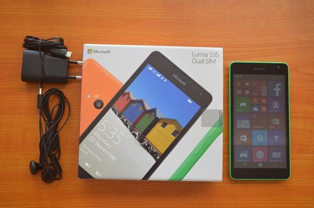 Lumia 535 DS-1