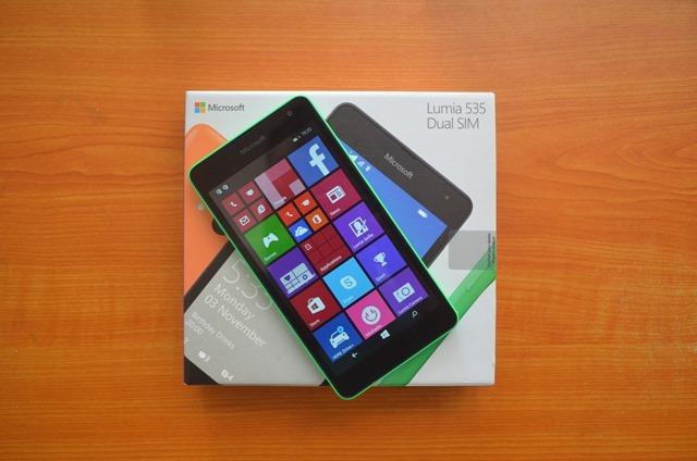 Lumia 535 DS